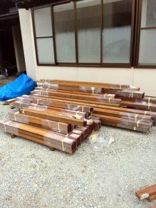 イタウバをご購入いただいたお客様の声ウッドデッキ施工例・ウッドフェンス施工例
